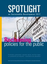 Spotlight Cover.